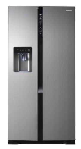 Panasonic - NR-BG53V2-X Side-by-Side-Kühlschrank