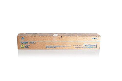 Preisvergleich Produktbild Konica Minolta-512Y–Laser Toner & Cartridges (35000Pages, Laser, BIZHUB c-454, c-554)