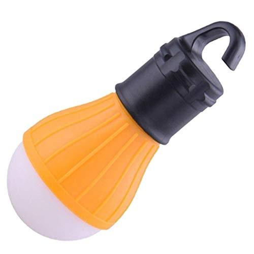 Puizza Multifunktions-Camping-Zelt-Licht im Freien tragbare Notlampe mit Haken Beleuchtung