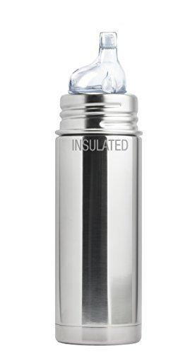 Pura Kiki InsulatedBottle  Natural Sipper Spout (X-Large, 9 oz/250 ml)