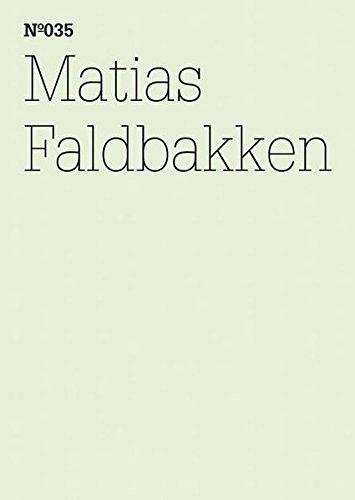 Matias Faldbakken: SUCHE (Documenta 13: 100 Notizen - 100 Gedanken, Band 35)