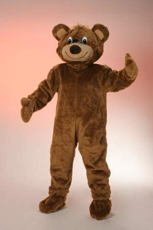 Big Bear Mascot Costume