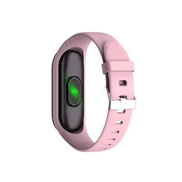 Smartwatch Unisex Miss Fortan Reloj Digital Deportes Fitness Actividad Reloj Mujer Hombre Impermeable Reloj de Pulsera… 4