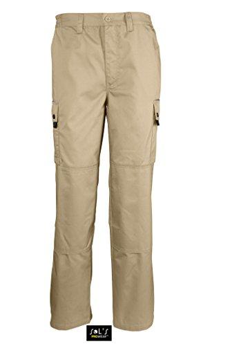 Preisvergleich Produktbild SOL´S ProWear - Mens Workwear Trousers Active Pro 5XL,Rope