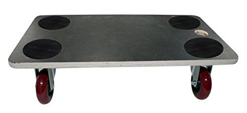 move-it 3362PREMIER 23x 12Zoll Rechteck Holz Plattform Dolly, 530-lb Tragkraft (Industrial Appliance Dolly)