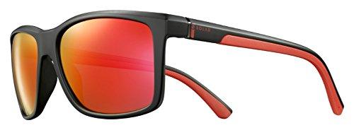 Solar Rodgers Sonnenbrille, polarisiert Unisex, Uni, Rodgers, schwarz/rot