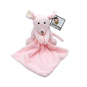 Beehive Toys MOU150325 - Colcha para bebé, Color Rosa