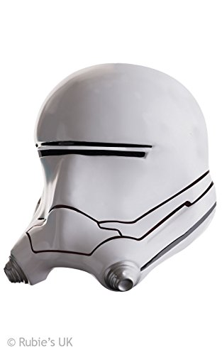Rubies Offiziell Star Wars Erwachsene 2 Teile Flamme Trooper Helm