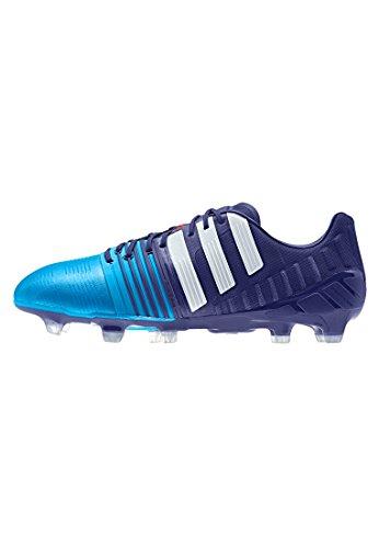 Adidas Nitrocharge 1.0 Ditta Terreno Herren Fußballschuhe Amazon Purple F14 / Ftwr Bianco / Solar Blue2 S14