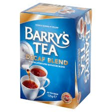 Barrys Decaf Tea 40 Bags (Pack of 2). by Barry's