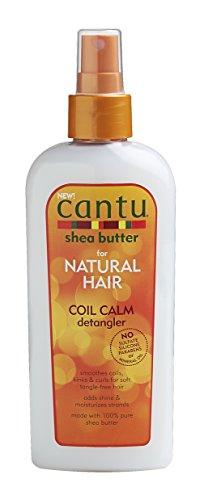 Manteca de karité de Cantu, desenredante de pelo natural, 237 ml