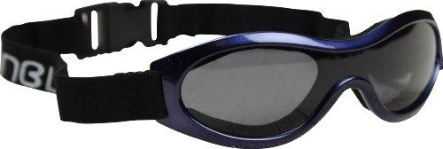 Zunblock Kinder 8040511 Wrap Sonnenbrille, Navy