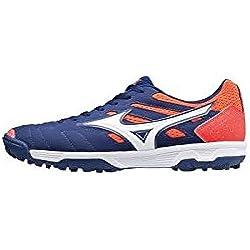Mizuno Sala CLassic 2 As Outdoor - Scarpa Calcetto Uomo - Men's Futsal Shoes - Q1GB175214 (EU 42 - CM 27.0 - UK 8)