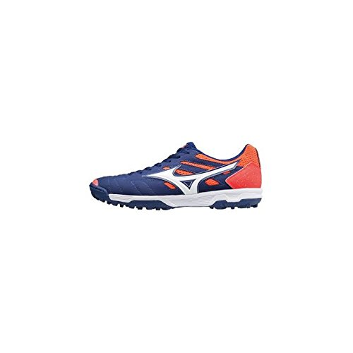 Mizuno Sala CLassic 2 As Outdoor - Scarpa Calcetto Uomo - Men's Futsal Shoes - Q1GB175214 (EU 42.5 - CM 27.5 - UK 8.5)