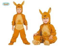 Guirca Baby Känguru Kostüm 12/24 Monate, ideal für Karneval Verkleidungen und ()