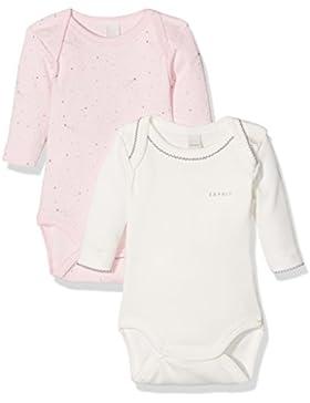 ESPRIT Baby-Mädchen Body 2er Pack