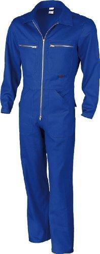 Kostüm Bundhosen - Qualitex RALLYEKOMBI 100% CO,270 G/M² Farbe Kornblau Größe 48