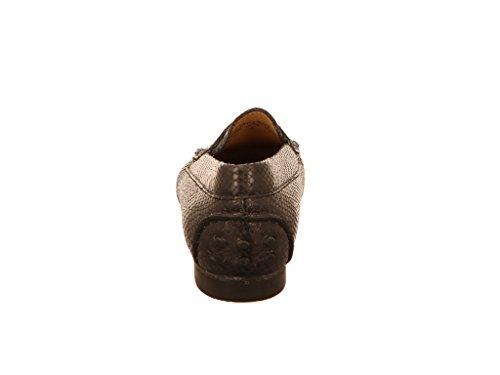 Sioux 57210, Mocassini donna Grigio (grigio)