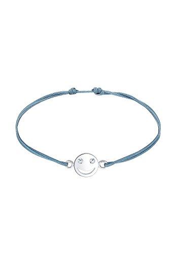 emoji armband Elli Damen-Seilarmbadn Swarovski Kristalle 0207312017_16
