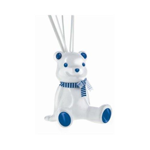 Kinderduft Teddydiffuser Blau