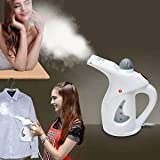 Natvar creation Handheld Fabric Steamer Iron for Clothes with Fast Heat-up Portable Family Garment Steam Brush Handy Portable Facial Steamer for Home and Travel