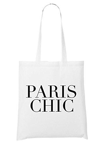 Paris Chic Sac Blanc