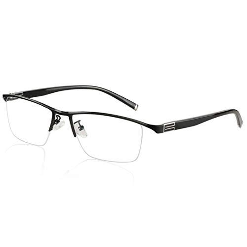 ZYFA Sonne Lesebrille, Bifokal Sonnenbrille Sehhilfe, Progressive Multi-Power-Mehrfachfokussierung,Asphärisch Verfärbung