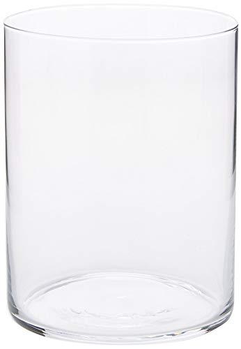 Dkristal Capri Vaso para Combinados, 0.5 L, Cristal, 8x8x9.5 cm 6 Unid