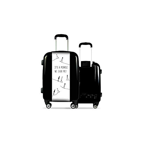 Valise CALIBAG (Format Cabine) Miracle Noir