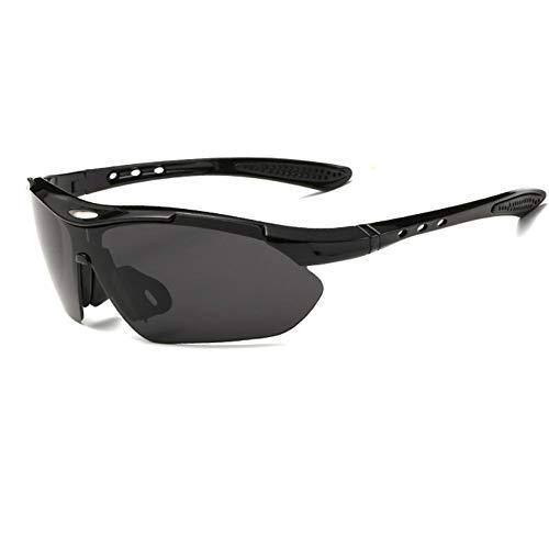 LQY Sportbrillen Multicolor Outdoor Sports Sonnenbrillen Bulk Riding Radfahren Pc Brille, Weiß