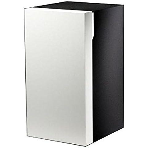 Mueble de baño KEUCO Edition 300 30330 tope izquierdo blanco brillante/chapa de roble 30330219001