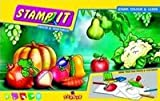Zephyr Stamp It Fruits and Vegetables