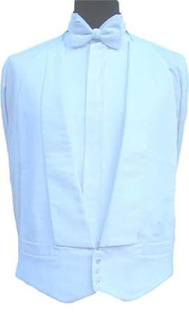 100%  coton-Blanc-Bathroom Heaven Marcella Gilet-Tige régulière - 38 cm