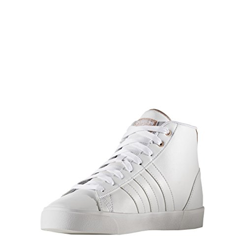 adidas Damen Cloudfoam Daily Qt Mid W Sneaker Low Hals Mehrfarbig