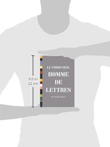 Le corbusier homme de lettres /anglais