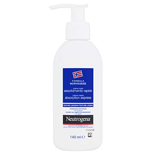 Neutrogena Crema de Manos con Absorción Rápida-