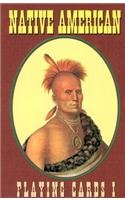Native American Play.Card I