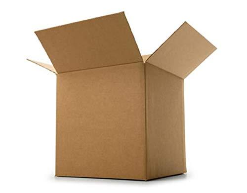 100 A4 en carton de déménagement - 12 x 9 x 9 cm
