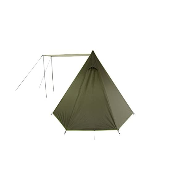 10T Outdoor Equipment Waterproof Mungaro Unisex Outdoor Frame Tent available in Grey - 3 Persons 6