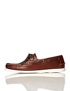 find. AMZ038, Men's Boat Shoes, Brown (Cognac), 8 UK (42 EU) (B01MR4MSEC) | Amazon price tracker / tracking, Amazon price history charts, Amazon price watches, Amazon price drop alerts