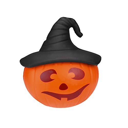Halloween Kürbis Matschig Schleppend Steigend Kinder Stress Linderung Spielzeuge Ostern Süß Soft Langsam Geschenke ()
