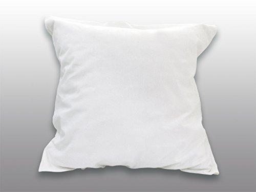 Soleil d'ocre, federa per cuscino, 63x63cm, a tinta unita, bianco (weiß)