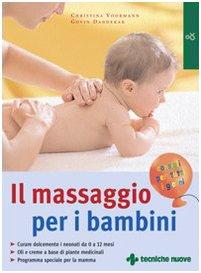 il massaggio per bambini
