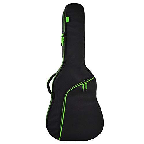 leap-G Gitarrentasche 41 Zoll Akustik Guitar Gig bag Guitar Case Wasserdicht, Gitarre Rucksack Guitar Bag Reißfest