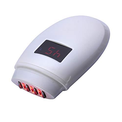 CSFM-Face Radiofrequenz Gesichts Massagegerät Straffende Pflege Gerät Tragbar Photon Hautpflege Salon & Zuhause Schönheit Gerät,White