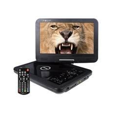 "Nevir NVR-2782DVD-PCU Portable DVD player Mesa 10.1"" 1024 x 600Pixeles Negro reproductor de dvd/bluray portátiles - Reproductor portátil (25,6 cm (10.1""), 1024 x 600 Pixeles, LCD, 25,65 cm, 4:3, 2 W)"