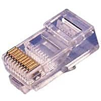 Secomp 12.01.1087 RJ-45 Transparent wire connector - Wire Connectors (RJ-45, Transparent, 10 pc(s)) - Trova i prezzi più bassi su tvhomecinemaprezzi.eu