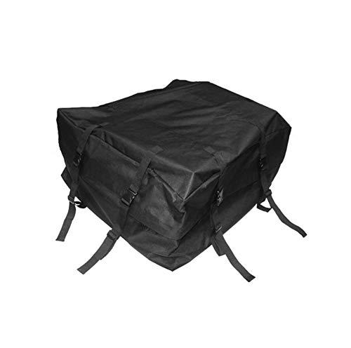 WDXGZY Dachbox , wasserdichte Gepäckträger-Dach-Gepäcktasche Geräumiger , Gurt Weicher Dachgepäckträger Für Alle Fahrzeugtypen