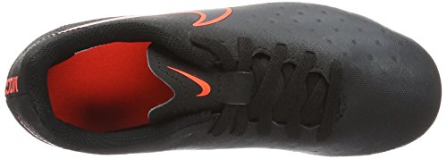 Nike Magista Ola Ii Fg  Unisex Kids    Footbal Shoes  Black  Black black   4 5 UK  37 5 EU