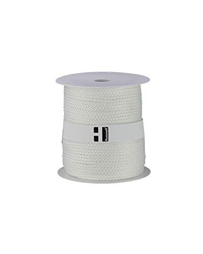 Hummelt® SilverLine-Rope Universalseil Polyesterseil 4mm 100m weiß auf Rolle